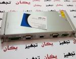 ماژول I/O مانیتور 3500 بنتلی نوادا Bently Nevada RIM I/O Module With RS232/RS-422 Interface 125768-01