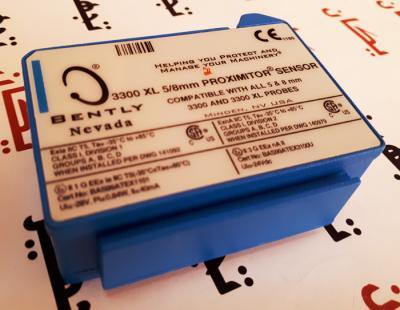 سنسور القایی 9 متری بنتلی نوادا 05-92-330180 Bently Nevada Proximity Sensor