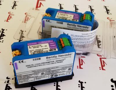 سنسور مجاورتی یا پراکسیمیتی 9 متری بنتلی نوادا 05-91-330780 Bently Nevada Proximity Sensor 11mm
