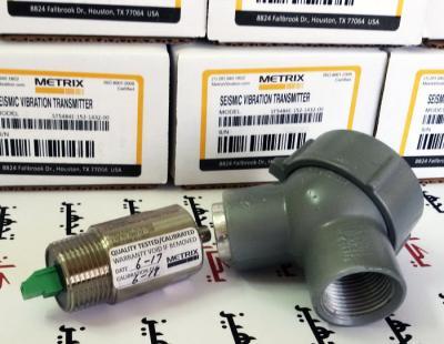 سنسور ترانسمیتر لرزش (سرعت) METRIX Velocity Vibration Transmitters 4-20 mA ST5484E