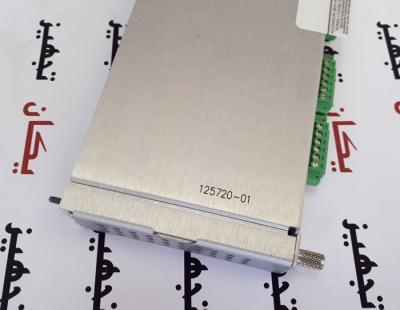 ماژول I/O مانیتور بنتلی نوادا Bently Nevada 4-Channel Relay I/O Module 125720-01