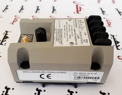 پراکسیمیتی ترانسمیتر تراست 990 بنتلی نوادا (Bently Nevada 990 Thrust Transmitter)