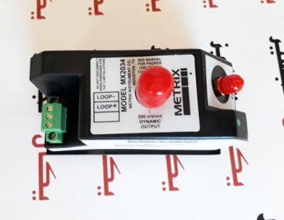 پراکسیمیتی ترنسمیتر METRIX Proximity Transmitter DPS MX2034