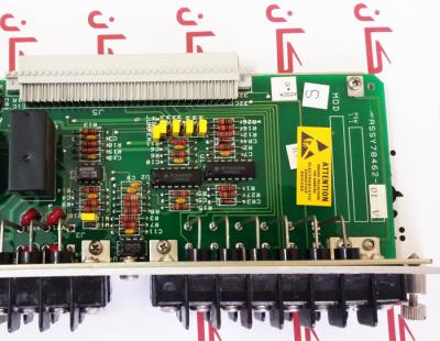 کارت بنتلی نوادا Bently Nevada 81545-01 XDCR I/O Record Terminals 78462-01