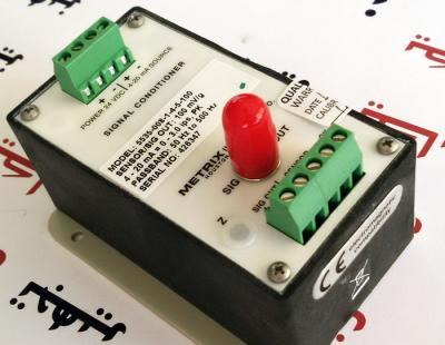 سیگنال کاندیشنر شتاب ارتعاشات متریکس (METRIX 5535 Accelerometer Signal Conditioners)
