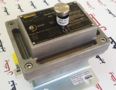 سوئیچ لرزشی مکانیکی متریکس (Metrix Mechanical Vibration Switch 5550 5550G)